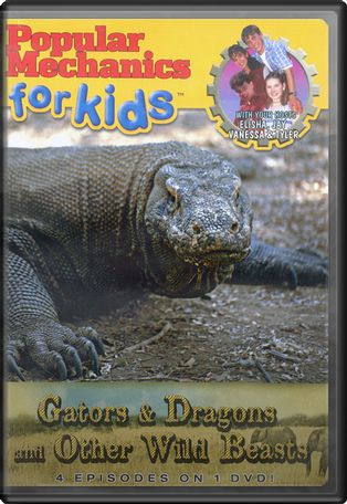 Gators, Dragons and Other Wild Beasts