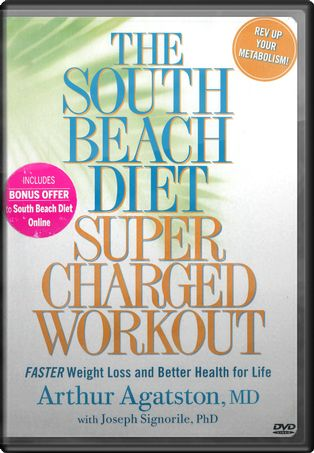 The South Beach Diet Supercharged Workout