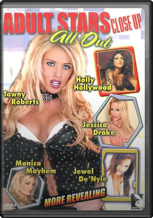 Adult Stars: Close Up, All Out