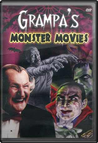 Grampa's Monster Movies: 28 Classic Monster Movie