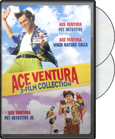 Ace Ventura 3-Film Collection: Ace Ventura, Pet