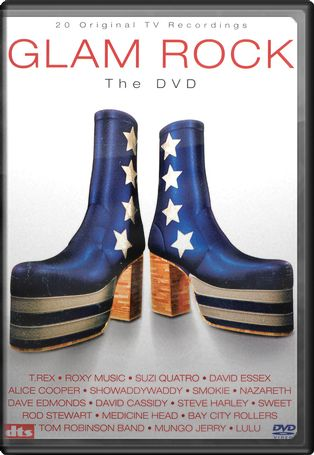 Glam Rock: The DVD (20 Original TV Recordings)