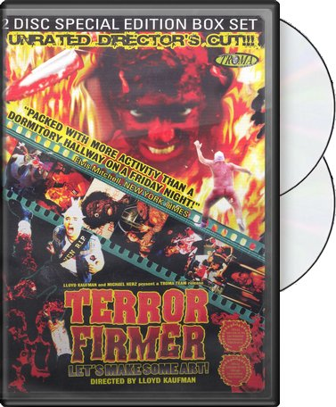 Terror Firmer (Unrated Director's Cut) (2-DVD)