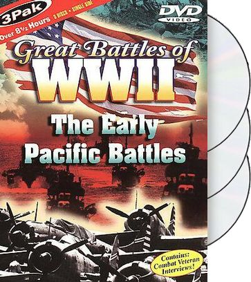 Great Battles of World War II: Early Pacific