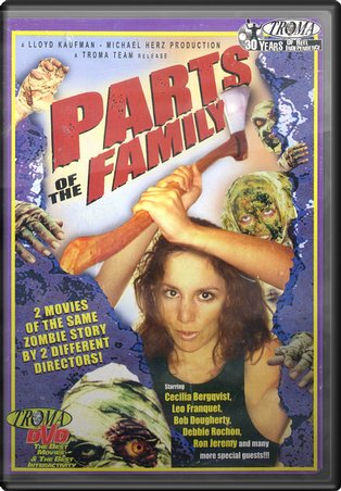 Parts of the Family (Clean Cover)