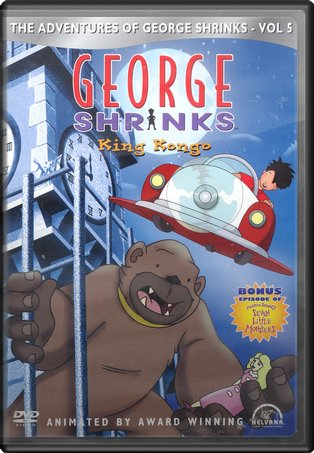 George Shrinks: King Kongo