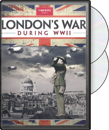 London's War During WWII (2-DVD)