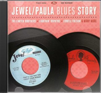 The Jewel/Paula Blues Story (2-CD)
