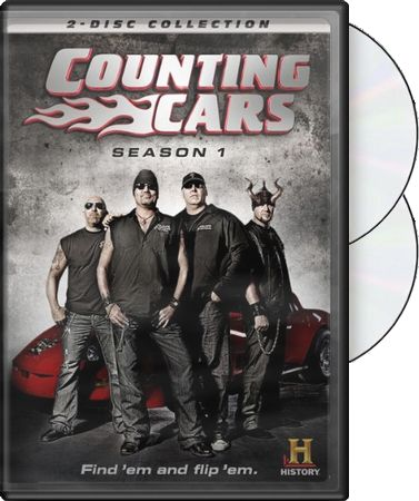 Counting Cars - Season 1 (2-DVD)