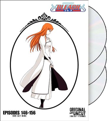 Bleach Uncut Box Set, Volume 9