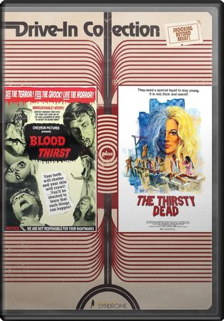 Drive-In Collection: Blood Thirst / The Thirsty