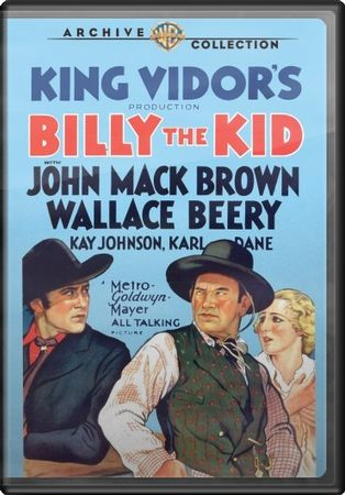 Billy the Kid (Full Screen)