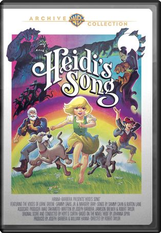 Heidi's Song (Widescreen)