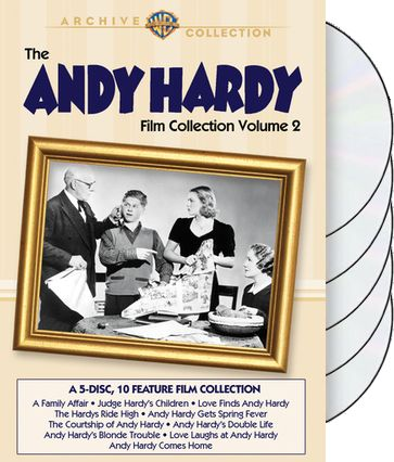 Andy Hardy Collection, Volume 2 (5-Disc)