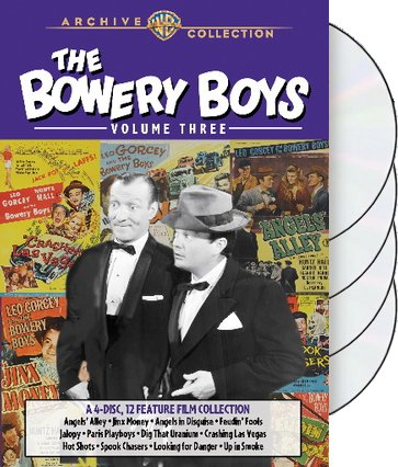The Bowery Boys - Volume 3 (4-Disc)