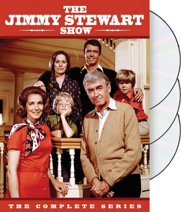 The Jimmy Stewart Show - Complete Series (3-Disc)