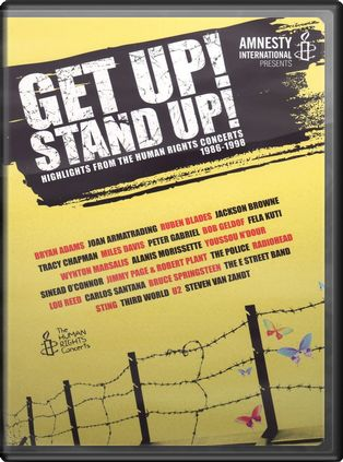 Get Up! Stand Up!: Highlights from the Human