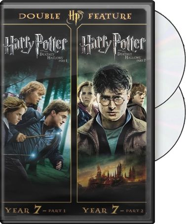 Harry Potter and the Deathly Hallows, Parts 1 and