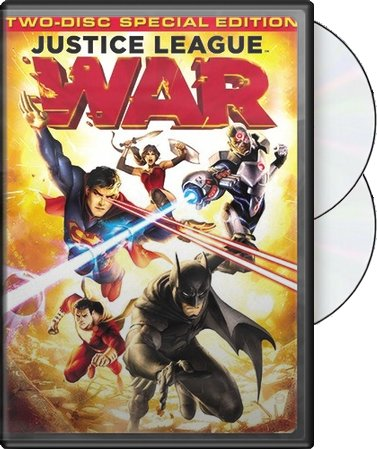 Justice League: War (Special Edition) (2-DVD)