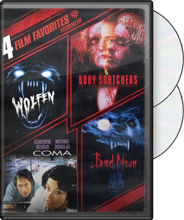 4 Film Favorites: Horror (Wolfen / Body