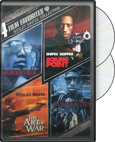 Wesley Snipes Collection: 4 Film Favorites