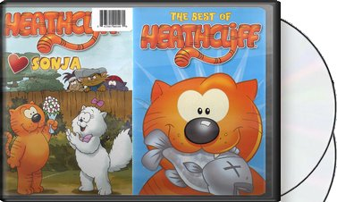 Heathcliff - The Best of Heathcliff / I Love