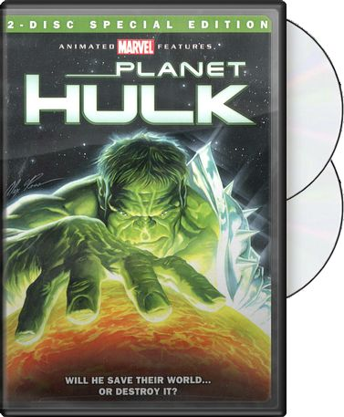 Planet Hulk (2-DVD Special Edition)