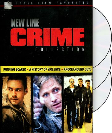New Line Crime Collection: Running Scared / A