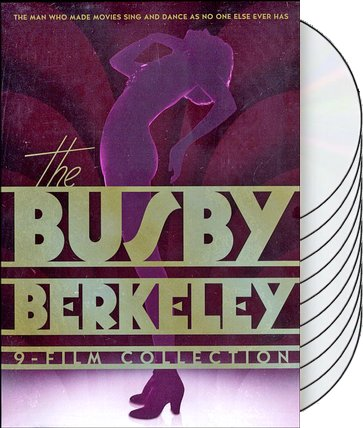The Busby Berkeley 9-Film Collection (11-DVD)