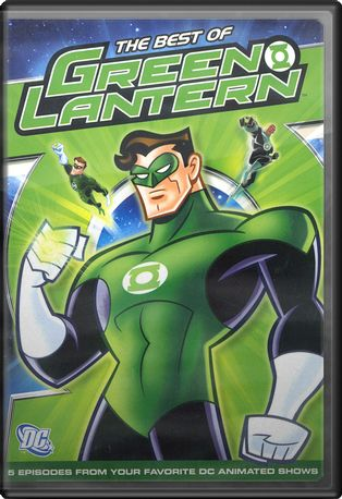 Green Lantern: Animated Series - Best of Green