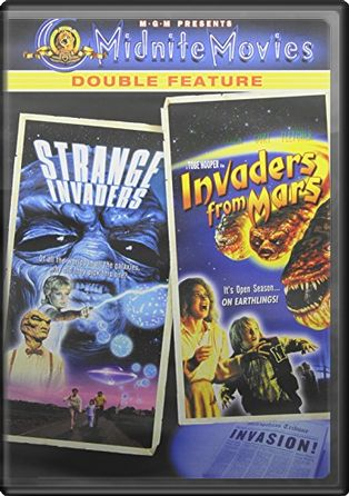 Midnite Movies Double Feature: Strange Invaders /