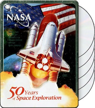 NASA: 50 Years of Space Exploration [Tin Case]