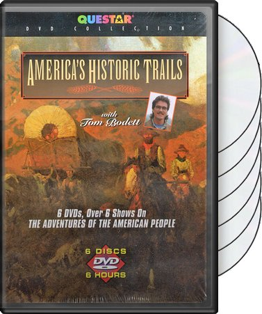 America's Historic Trails (6-DVD)