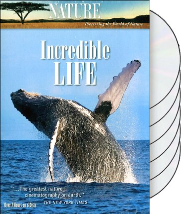 Nature - Incredible Life (6-DVD)