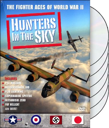 Hunters in the Sky: The Fighter Aces of World War