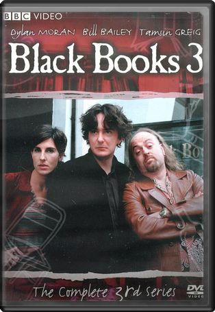 Black Books - Complete 3rd Series