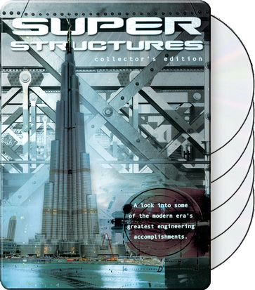 Super Structures (5-DVD) [Tin Case]