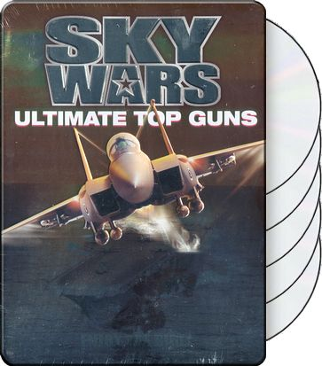 Aviation - Sky Wars: Ultimate Top Guns [Tin Case]