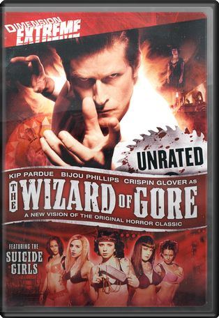 The Wizard of Gore (Widescreen)