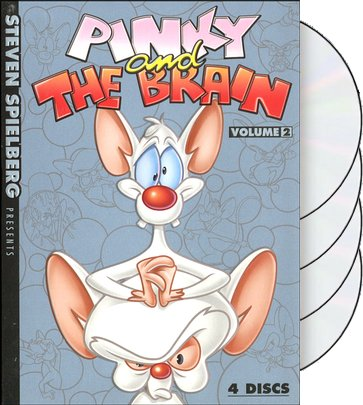 Pinky and the Brain - Volume 2 (4-DVD)