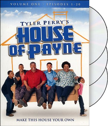 Tyler Perry's House of Payne - Volume 1 (3-DVD)