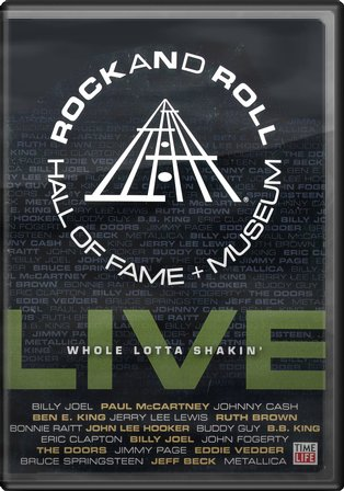 Rock and Roll Hall of Fame + Museum Live: Whole