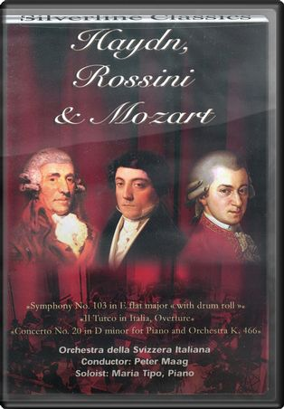 Haydn, Rossini & Mozart: Various Works