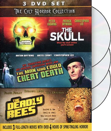 The Cult Horror Collection: The Skull (1965) /