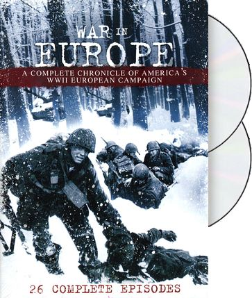 War in Europe (26 Episodes) (2-DVD)