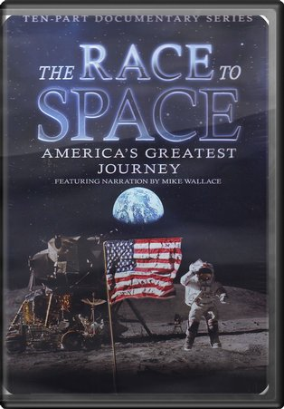Race to Space: American's Greatest Journey [Tin
