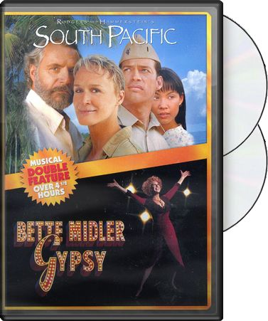 South Pacific / Gypsy (2-DVD)