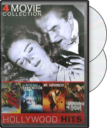 Hollywood Hits 4-Movie Collection (The Return of