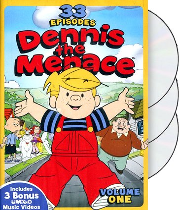 Dennis the Menace [Animated] - Volume 1: