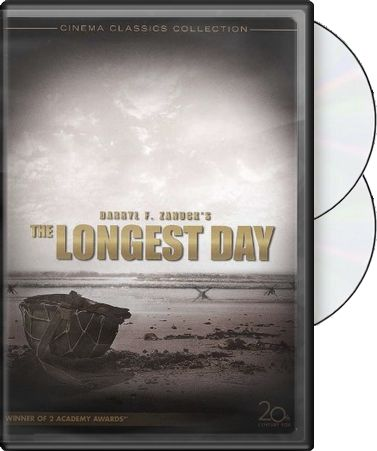 The Longest Day (2-DVD)